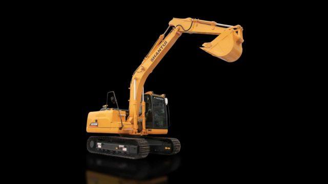 Shantui Excavator - SE135W