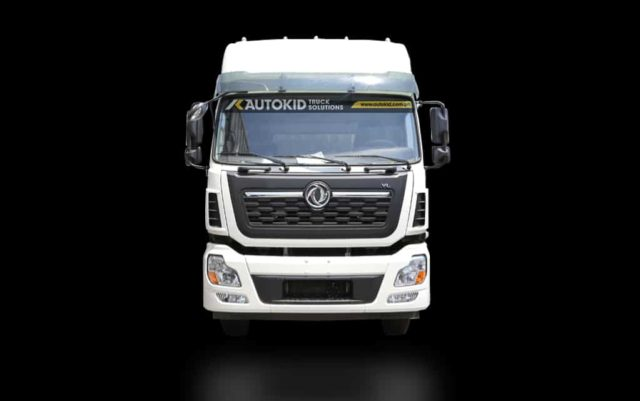 DONGFENG CAPTAIN 10W 32FT CAB CHASSIS 380HP | DF#0032