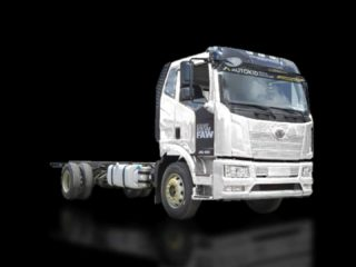FAW J6L Cargo 6W Cab Chassis