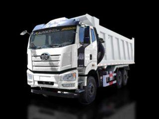 FAW J6P Dump Truck 10W