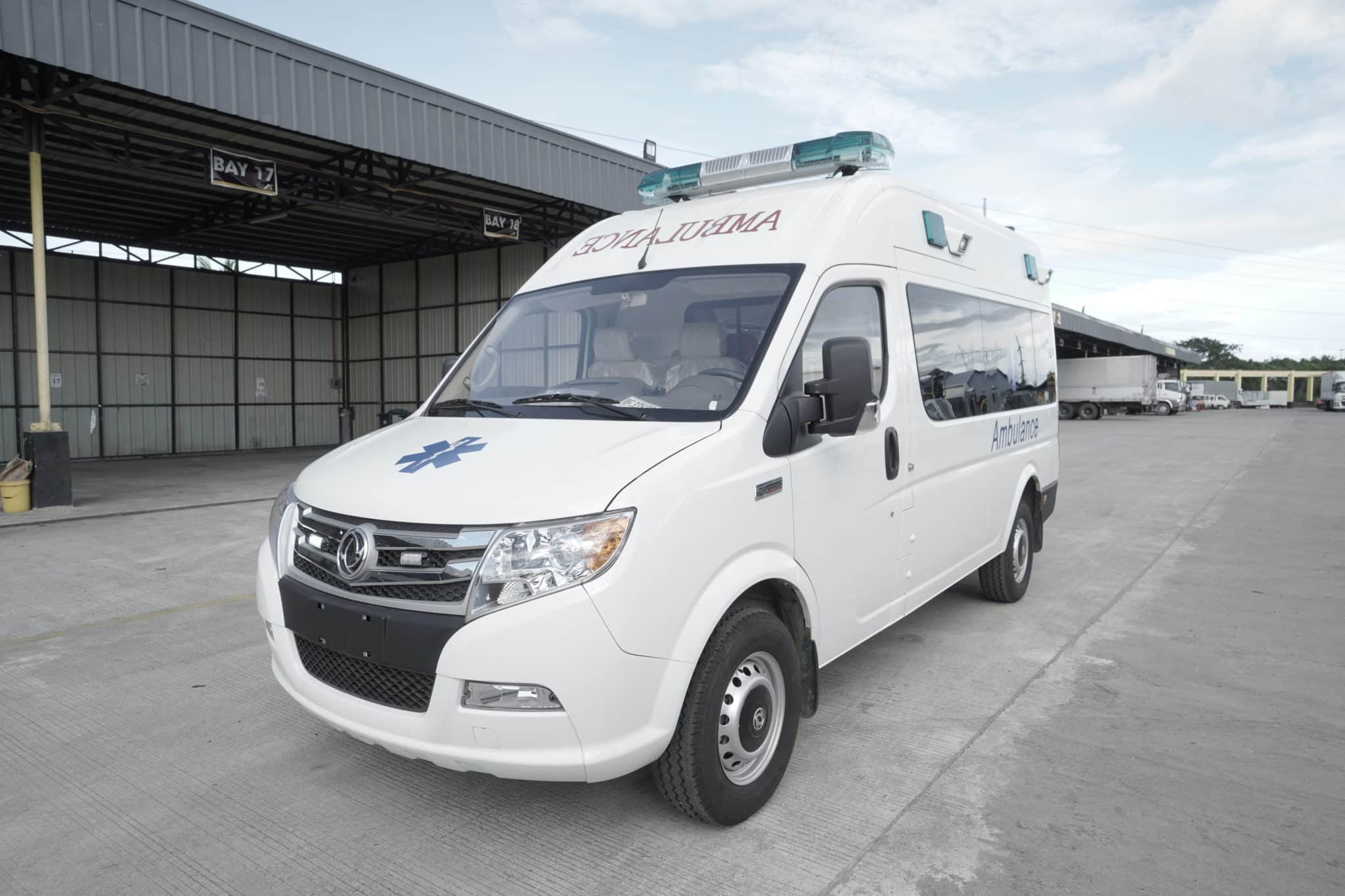 Ambulances are grouped based on vehicle type and configuration modified for a specific purpose and situation in mind.