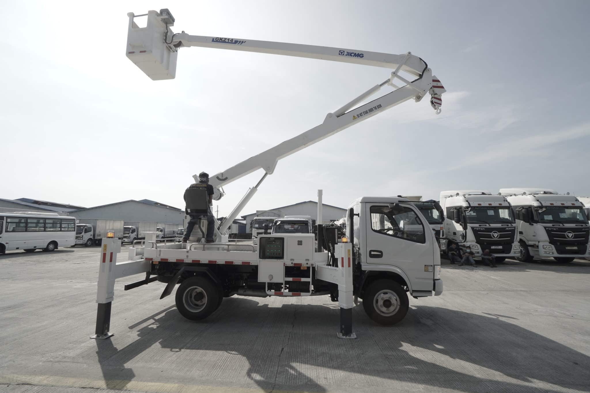 Did you know that boom trucks are not only employed in construction but in entertainment as well? Find out how.