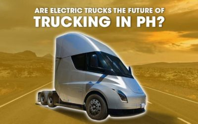 Are Electric Trucks the Future of Trucking in PH?